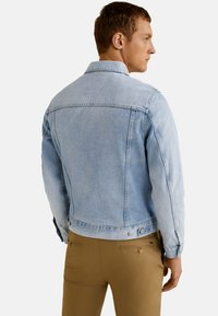 Mango - RYAN - Giacca di jeans - light blue - 2