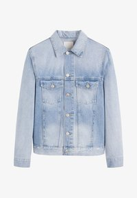 Mango - RYAN - Giacca di jeans - light blue - 4