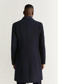 Mango - ALETA - Classic coat - dark navy blue - 2