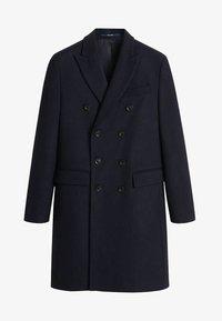 Mango - ALETA - Classic coat - dark navy blue - 6