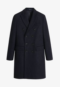 Mango - ALETA - Cappotto classico - dark navy blue - 6