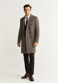 Mango - ALETA - Trench - medium brown - 1