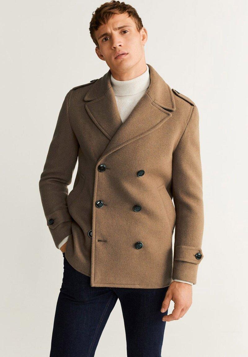 Mango - TINOF - Short coat - medium brown