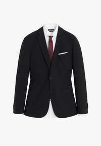 Mango - TRAVEL - Suit jacket - black