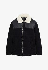 Mango - MISSOURI - Winter jacket - black - 5