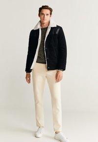 Mango - MISSOURI - Winter jacket - black - 1