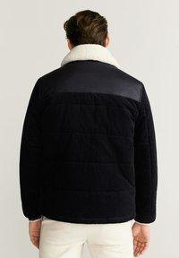 Mango - MISSOURI - Winter jacket - black - 2
