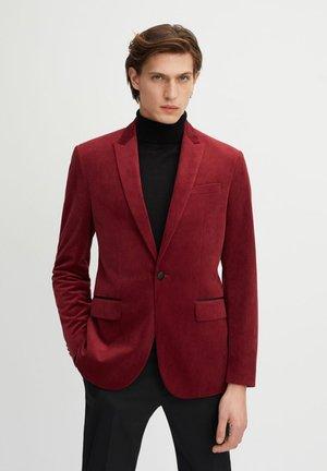 VELVET - blazer - red