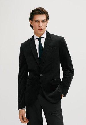 VELVET - blazer - black