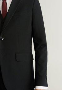 Mango - BRASILIA - Giacca elegante - black - 3
