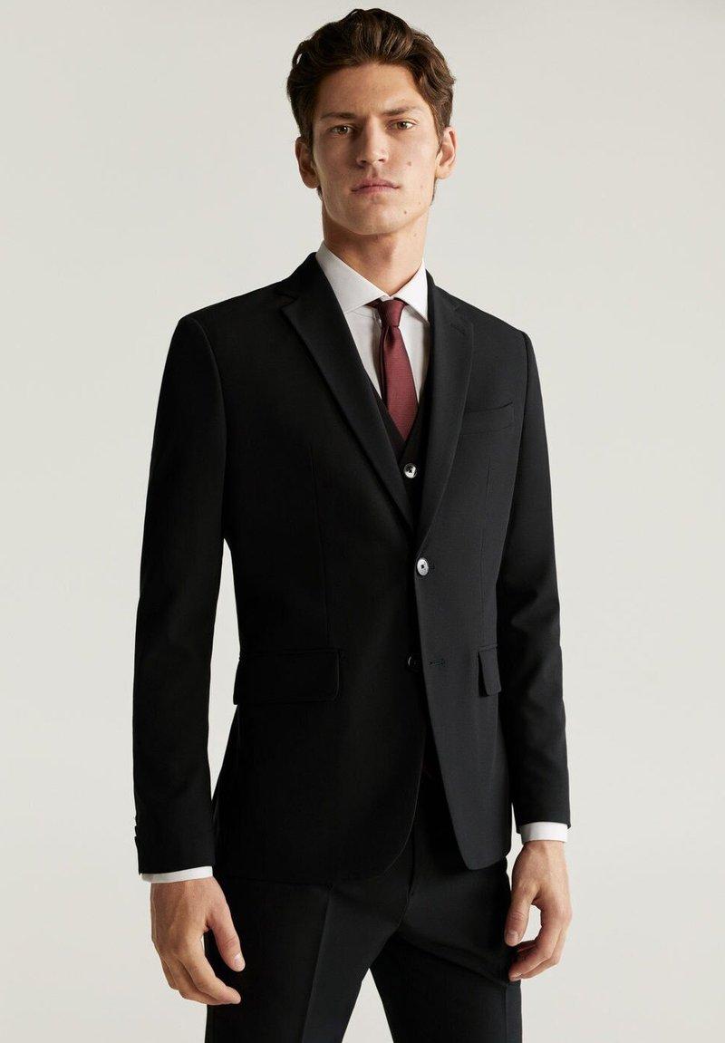 Mango - BRASILIA - Giacca elegante - black