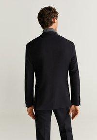 Mango - PAULO - Blazer jacket - black - 2