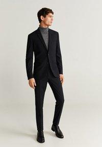 Mango - PAULO - Blazer jacket - black - 1