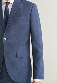 Mango - BRASILIA - Veste de costume - blue - 5