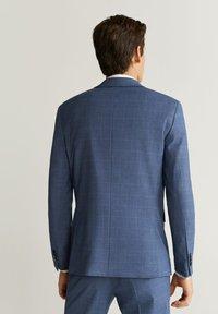 Mango - BRASILIA - Veste de costume - blue - 3