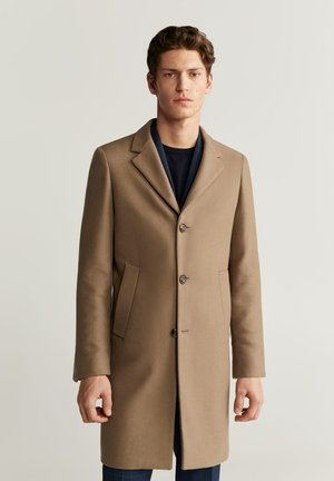 CHELSEA-I - Short coat - medium brown