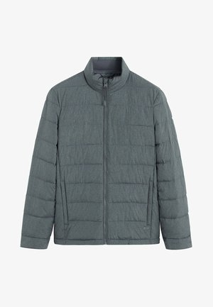 TARGET - Winter jacket - mottled grey