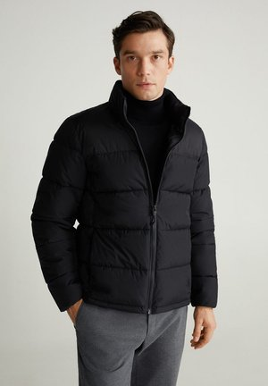 LERY - Winterjacke - black