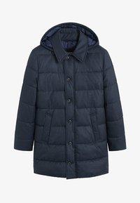 Mango - STREET - Winter coat - dark navy blue - 6