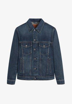 RYAN - Kurtka jeansowa - blue