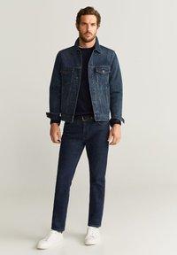 Mango - RYAN - Denim jacket - blue - 1