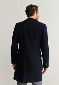 Mango - ARIZONA - Cappotto corto - dark blue - 2
