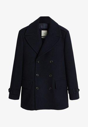 OTTONE - Abrigo corto - dark navy blue