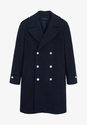 PARMA - Cappotto classico - dunkles marineblau