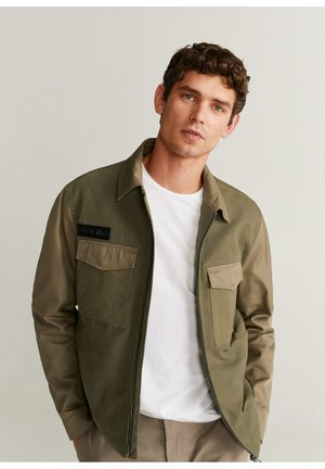NEUTRAL - Summer jacket - khaki