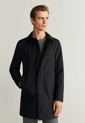 KINTOSH - Short coat - schwarz
