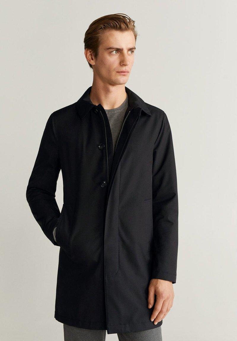Mango - KINTOSH - Short coat - schwarz