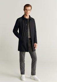 Mango - KINTOSH - Short coat - schwarz - 1