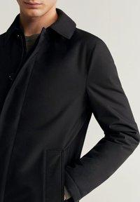 Mango - KINTOSH - Short coat - schwarz - 5
