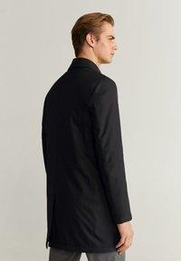 Mango - KINTOSH - Short coat - schwarz - 2