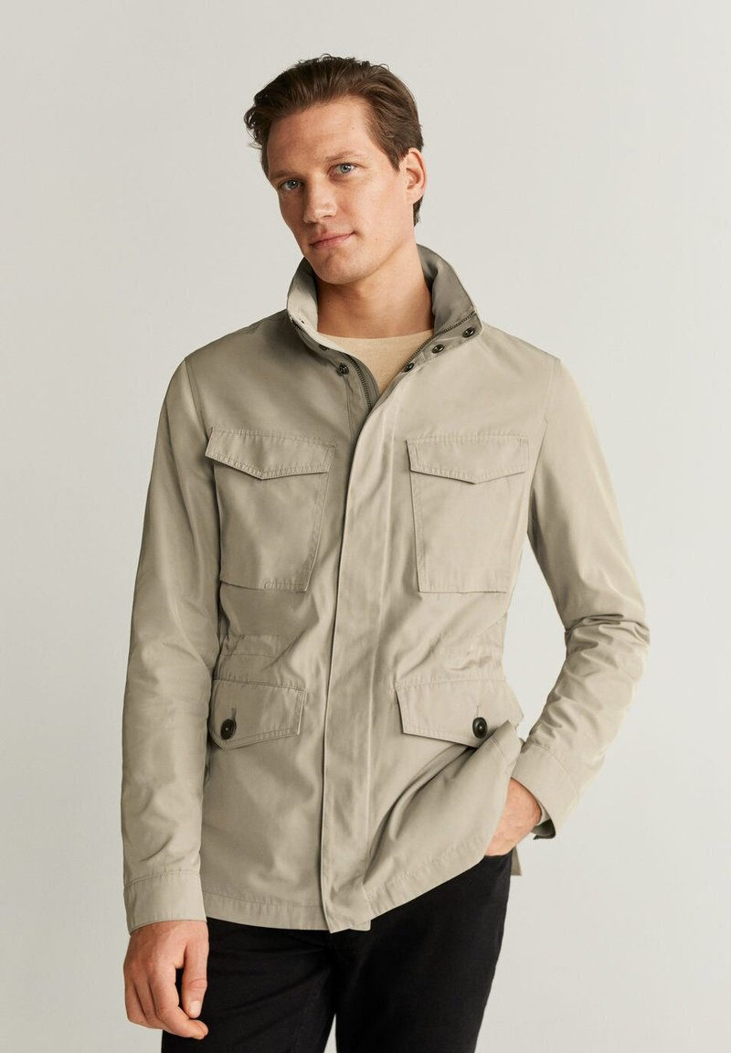Mango - NINET - Summer jacket - beige