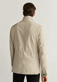 Mango - NINET - Summer jacket - beige - 2