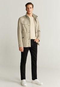 Mango - NINET - Summer jacket - beige - 1