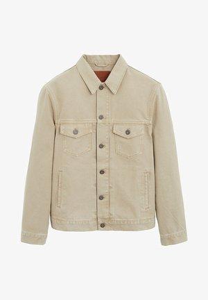RYAN - Denim jacket - beige