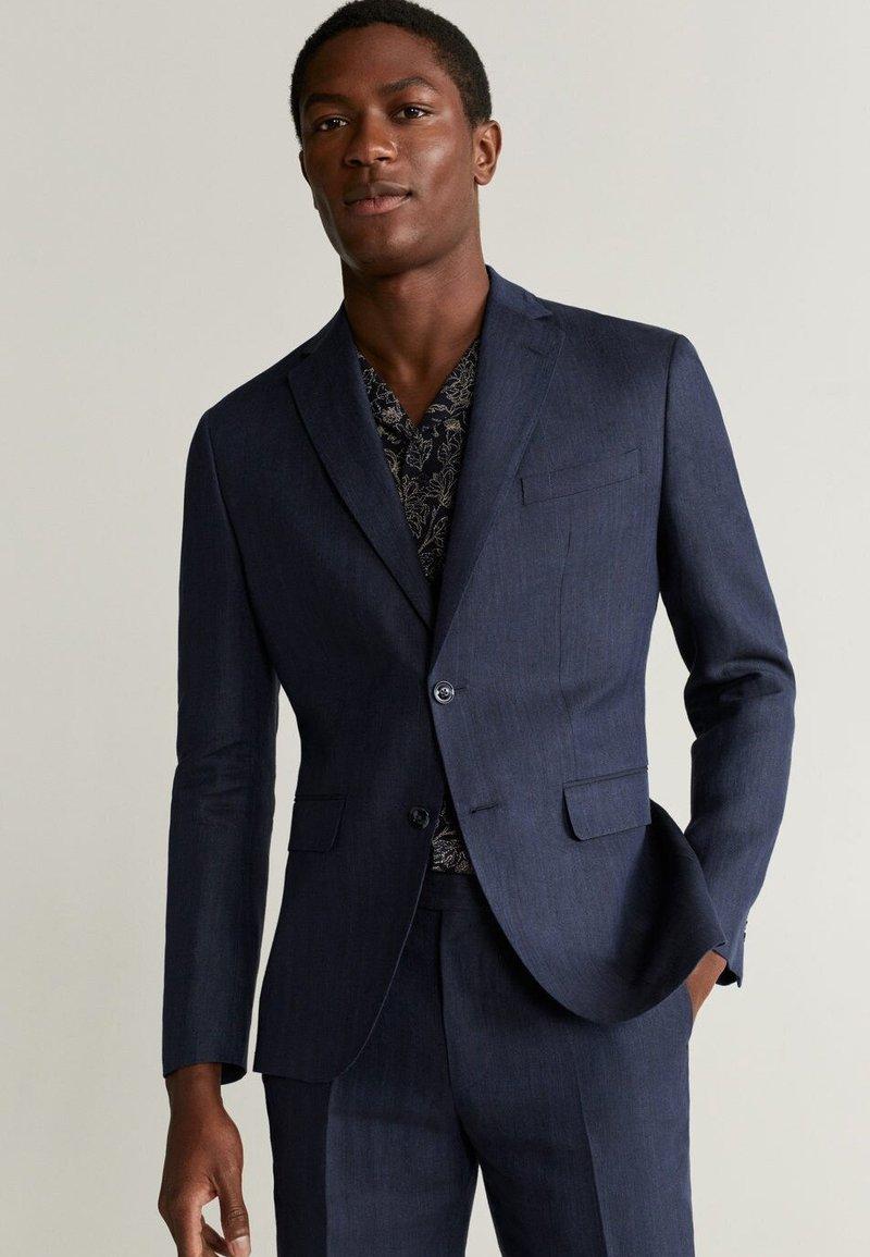 Mango - FLORIDA - Blazer jacket - donkermarine