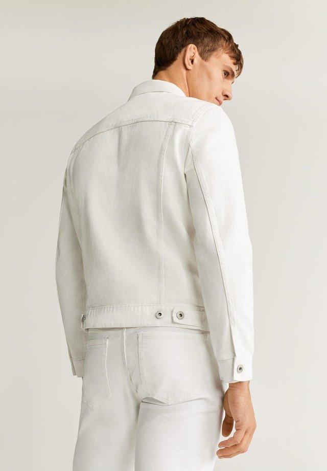 RYAN6 - Veste en jean - weiß