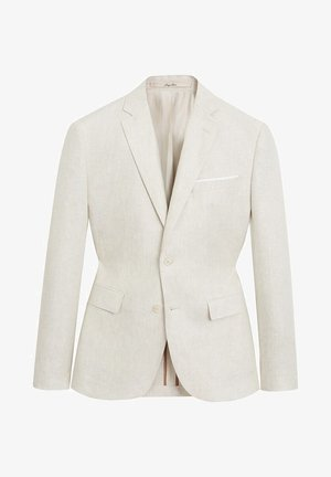 FLORIDA - Suit jacket - ecru