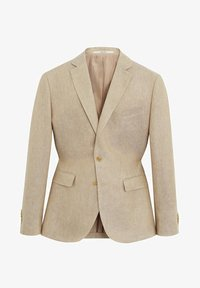 Mango - FLORIDA - Veste de costume - beige - 6