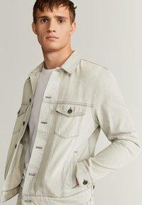 Mango - RYAN6 - Denim jacket - denim hellgrau - 3