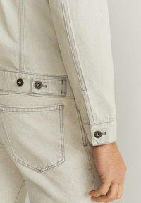 Mango - RYAN6 - Denim jacket - denim hellgrau - 5