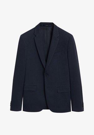 CIRCUTAK - Blazer jacket - dunkles marineblau