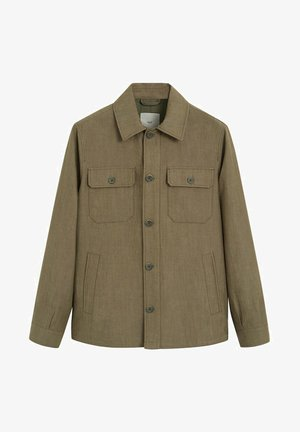 UENO - Summer jacket - khaki