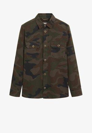 WALLA - Summer jacket - khaki