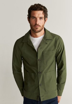 STANLEY - Summer jacket - khaki
