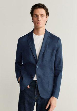 BISLAVE - blazer - dunkles marineblau
