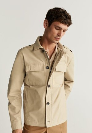LAIZ - Summer jacket - beige